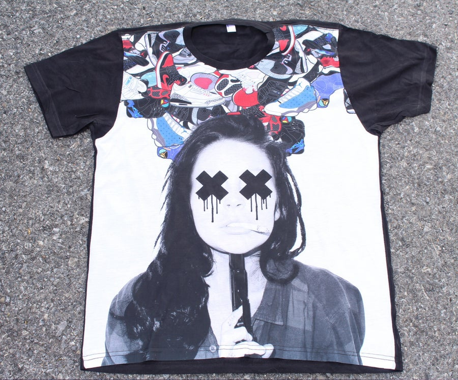 Image of Bang XX Full print tee Men's
