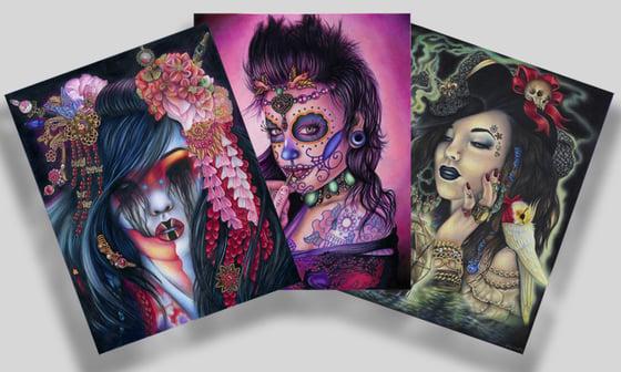 Image of Prisma Deluxe Triple Set