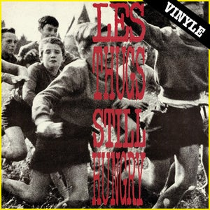 "Image of LES THUGS ""Still Hungry, Still Angry"" LP (2015 reissue)"