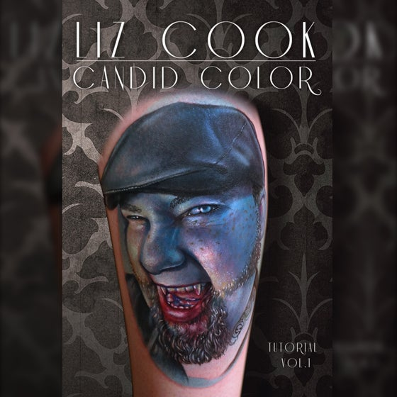 Image of Liz Cook Candid Color Tutorial Volume 1 DVD/Blu-Ray