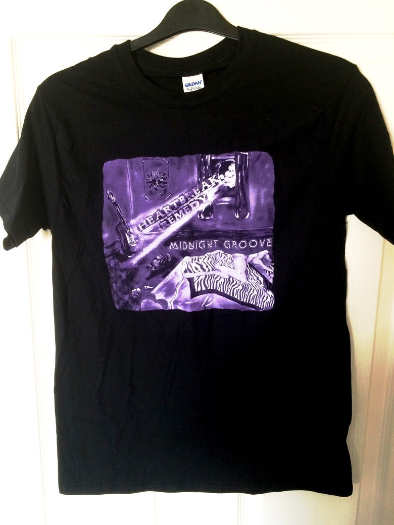 Image of Midnight Groove Tshirt