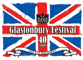 Image of Limited Edition Long Live Glastonbury 2010