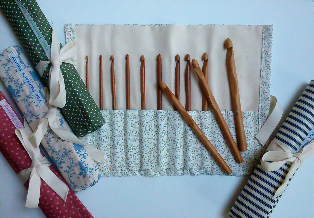 Image of Crochet Hook Wrap