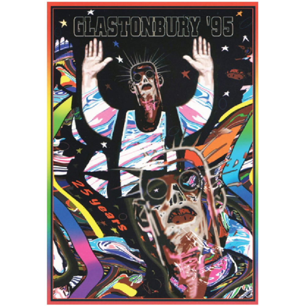 Image of Limited Edition Glastonbury Man 1995