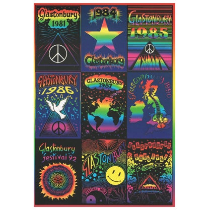 Image of Limited Edition Glastonbury Festival 25 Years - 1995