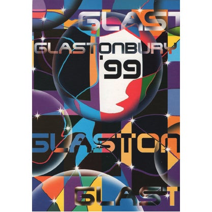 Image of Limited Edition Glastonbury Balls 1999