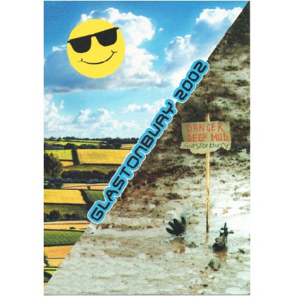Image of Limited Edition Glastonbury Weather Split 2002