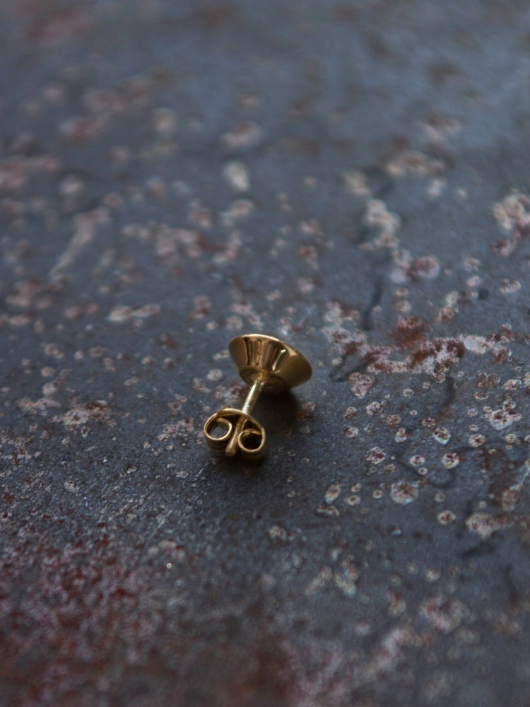 YOUR EAR PIERCED BY A SCREW