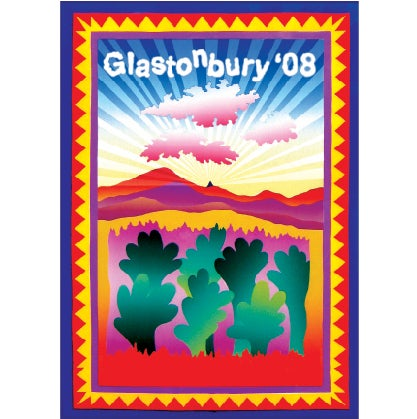 Image of Limited Edition Glastonbury Bikini 2008