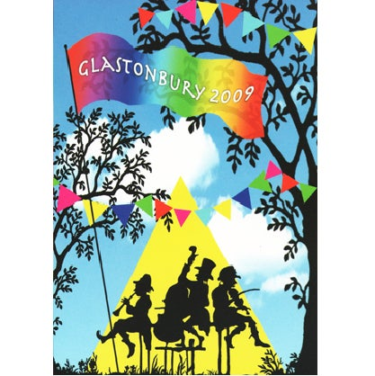 Image of Limited Edition Glastonbury Musicians 2009