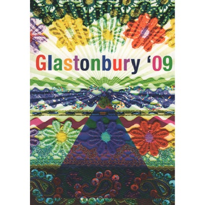 Image of Limited Edition Glastonbury Threads 2009