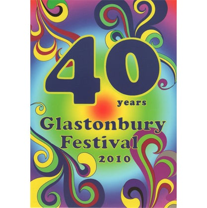 Image of Limited Edition Glastonbury 70's 2010
