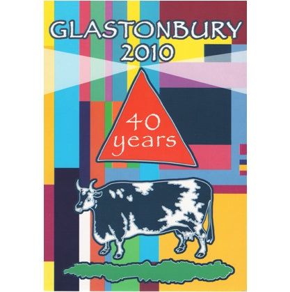Image of Limited Edition Glastonbury Where Did All the Cows Go? 2010