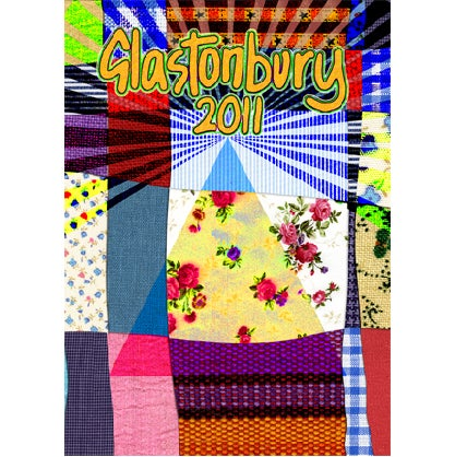 Image of Limited Edition Glastonbury Patchwork 2011