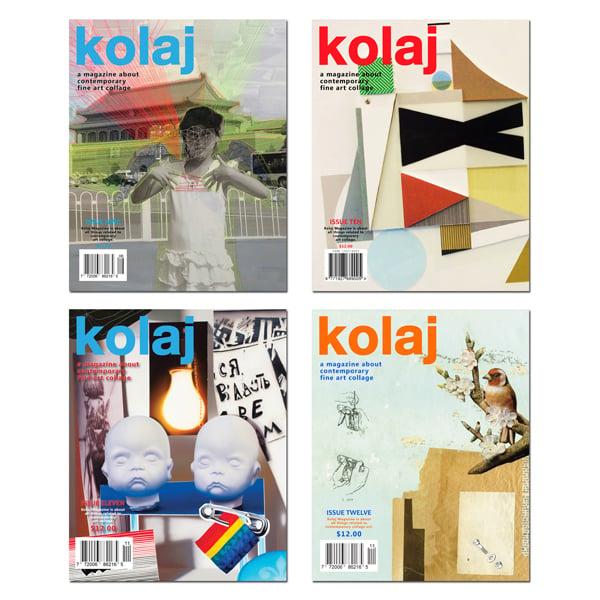 Image of Kolaj Year Three Collectors Pack