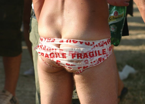 Image of FRAGILE BOTTOM / COMPETITION WINNER 2014
