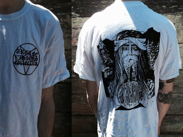 "Image of ""THE WIZARD"" T-SHIRT"