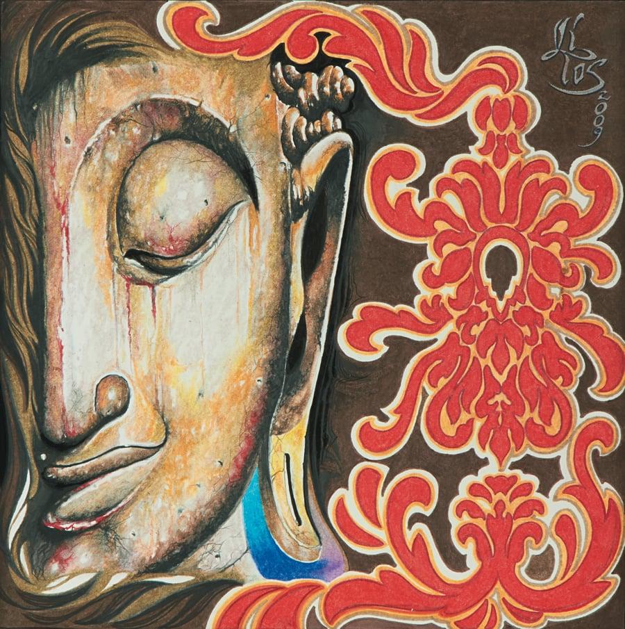 Image of Zen Buddha