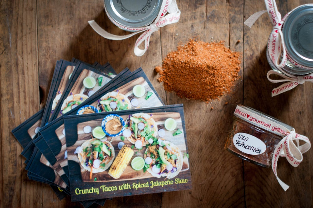 Image of Taco Seasoning Spice Pack