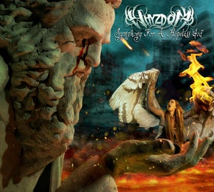 "Image of ""Symphony For A Hopeless God"" (2015) - Scarlet Records"