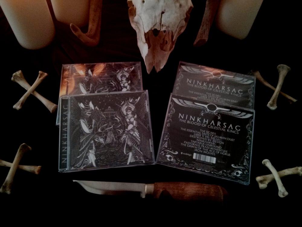 Image of Ninkharsag - The Blood Of Celestial Kings CD