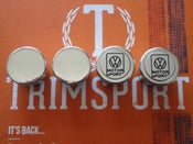 Image of Trimsport VW Mk1 Mk2 Mirror Adjusters
