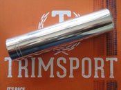 Image of Trimsport VW Golf Mk2 Polished Alloy Handbrake Sleeve