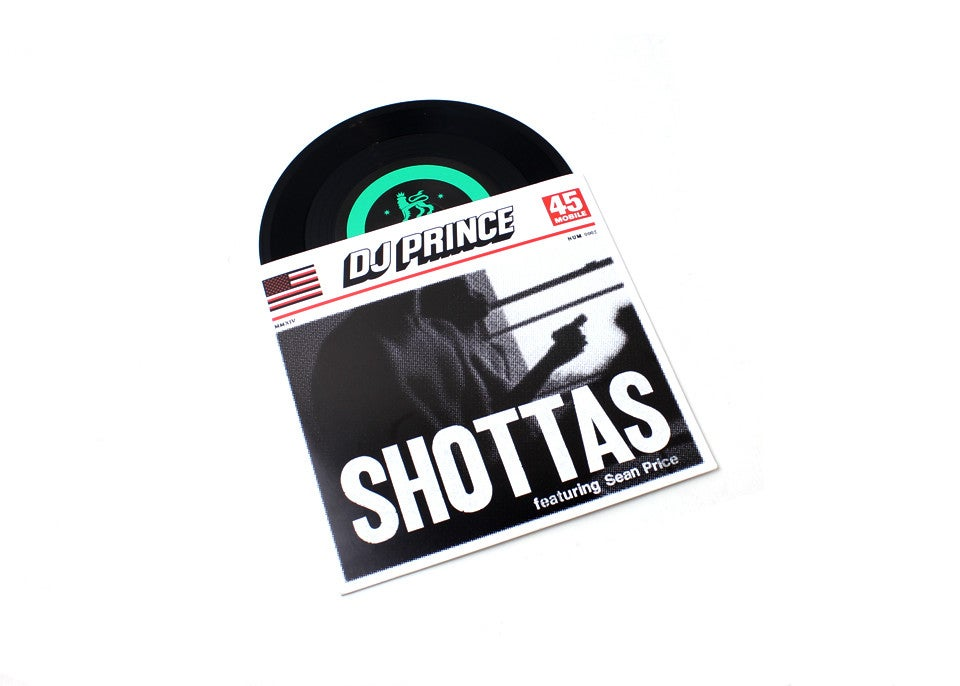 "Image of DJ Pr!nce - ""Shottas"" Feat Sean Price"