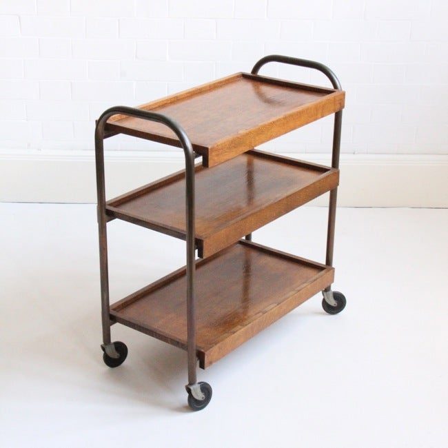 Image of Industrial Drinks Trolley