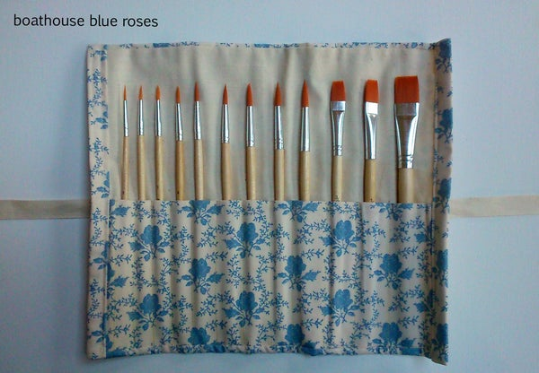 Image of Paintbrush Wrap (Watercolour / Acrylic)