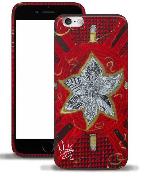 Image of The Amaryllis iPhone