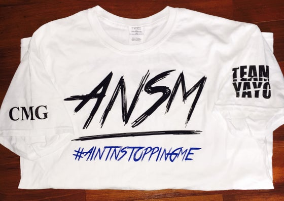 Image of ANSM Limited Edition Shirt (L / XL only)
