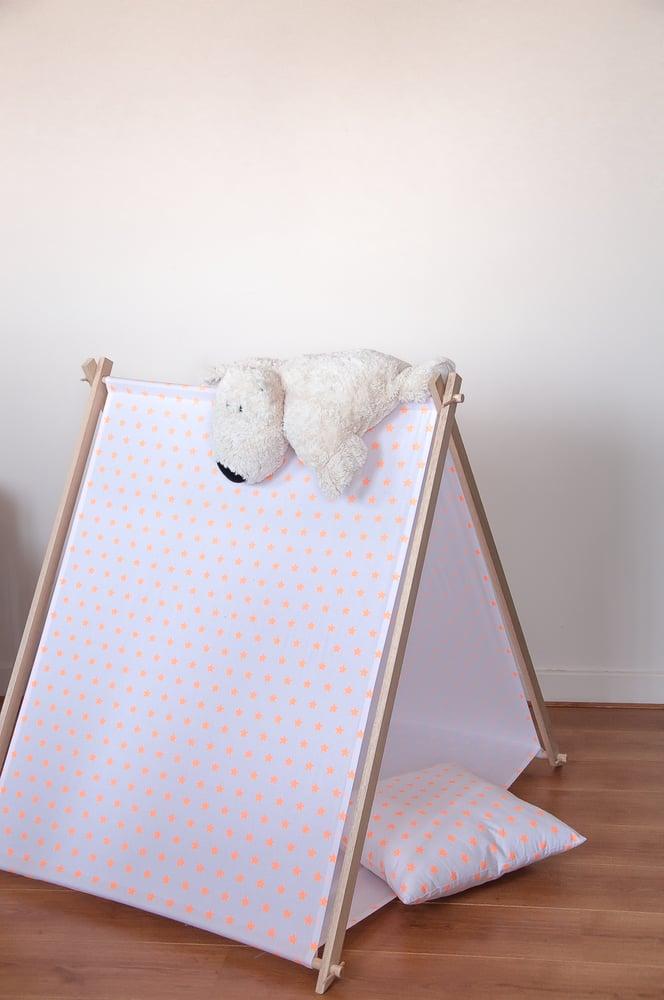 Image of Tente cabane pour enfant