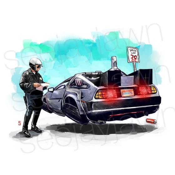 Image of Speeding Ticket