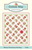 Image of Merry Christmas Darling Paper Pattern #983