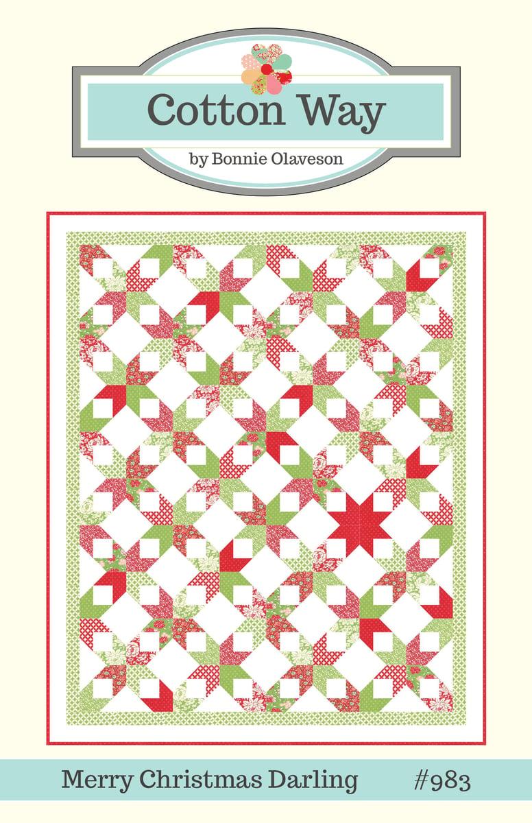 Merry Christmas Darling.Merry Christmas Darling Pdf Pattern 983