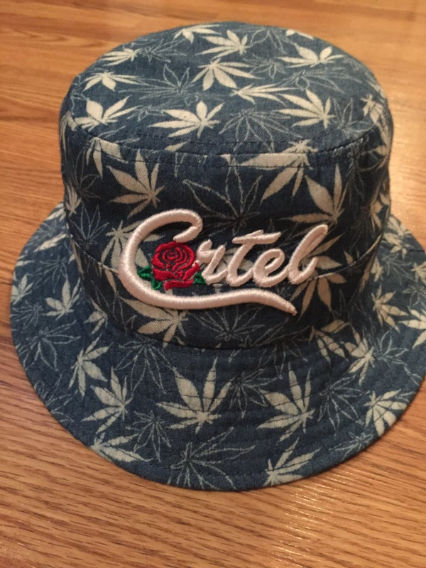 42f4844ace4  60.00  Image of Cartel Rose Mary Jane Bucket Hat