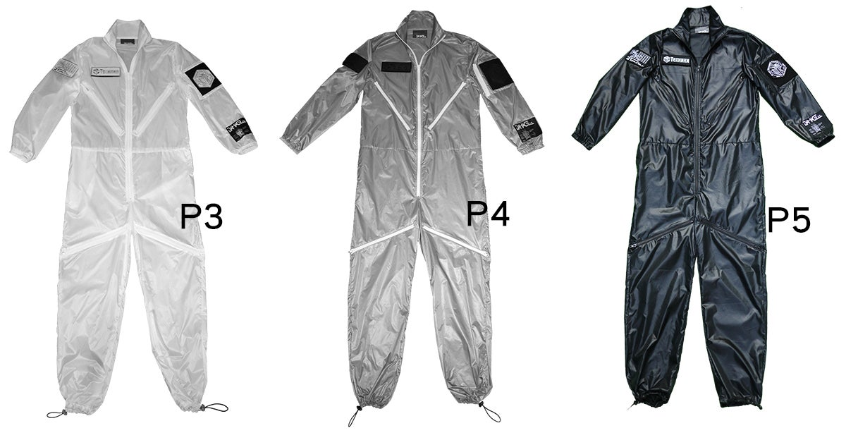 Image of DVMVGE WWiii Basic Pilotsuit