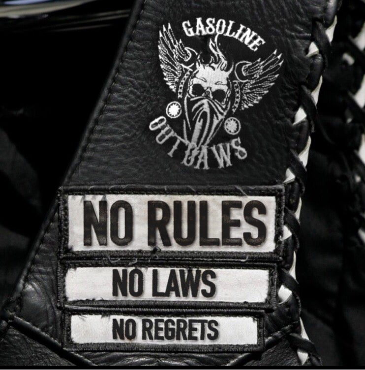 Image of No Rules, No Laws, No Regrets - CD Album