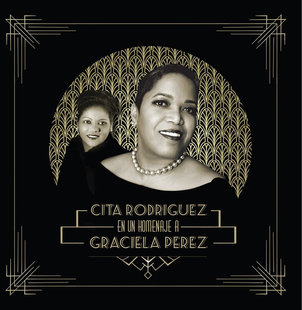 Image of Cita Rodriguez En Un Homenaje a Graciela Perez/ A Project of CCCADI