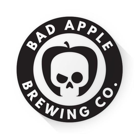 Image of 3x3 babc round vinyl sticker