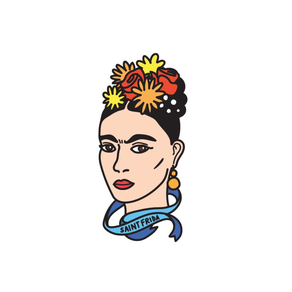 Image of Dos Fridas | Saint Frida # 1
