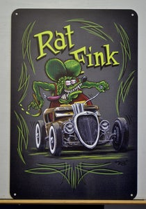 Image of Rat Fink Rat