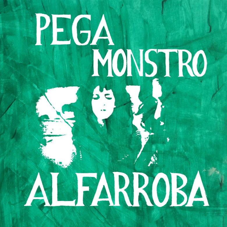 Image of PEGA MONSTRO - 'Alfarroba'