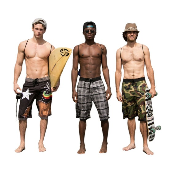 "Image of Homie Gear 13"" Big and Tall Boardshort"