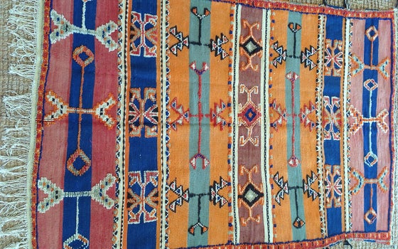 Image of Berber Glaoua Tribal Rug