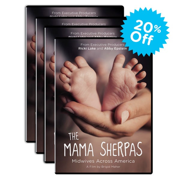 Image of The Mama Sherpas DVD 4-Pack
