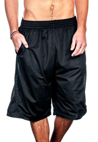 Image of  Heavy Weight Basketball Mesh Shorts