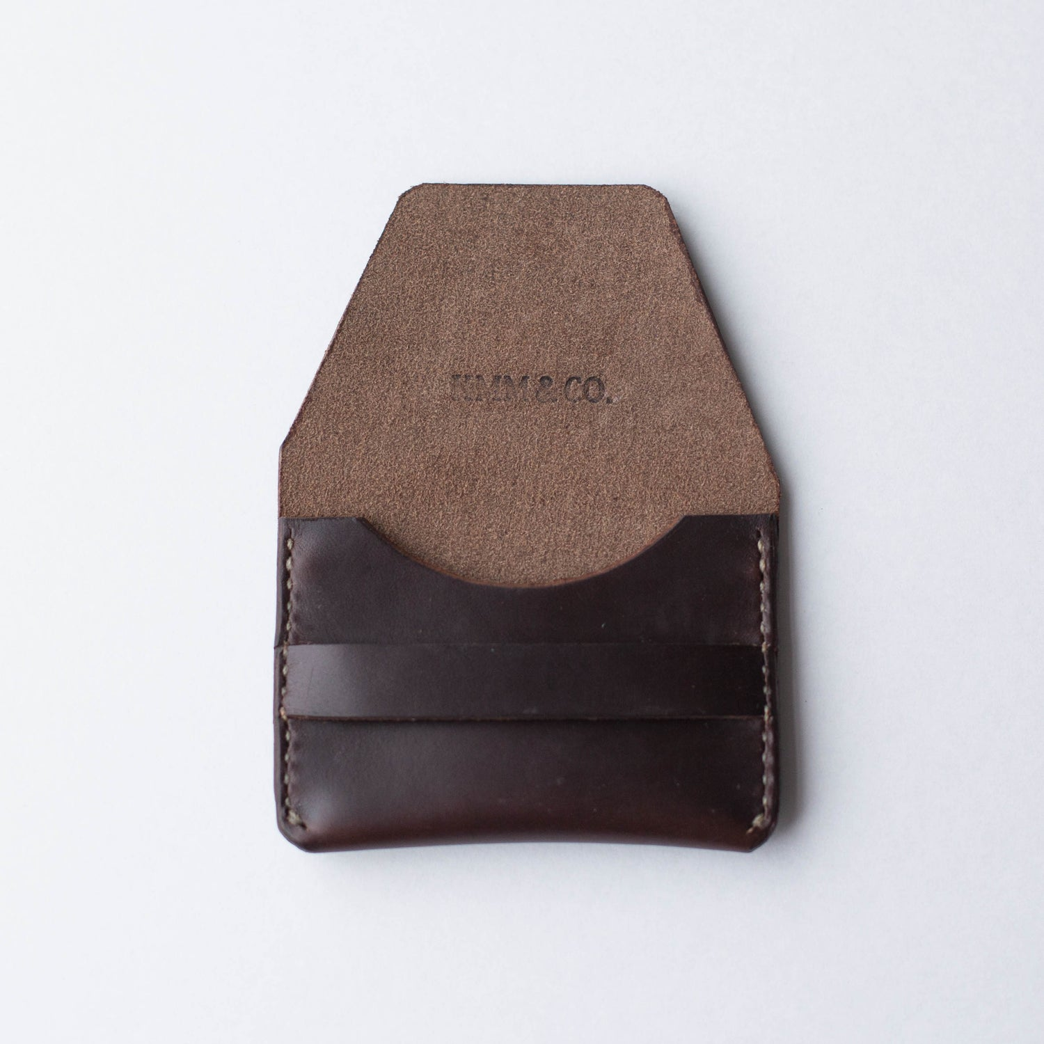 Image of Brown Flap Wallet