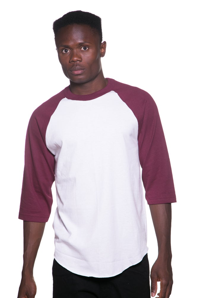 Image of  Raglan Baseball T-Shirt